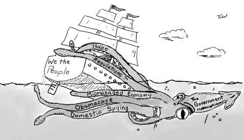 Government Squid